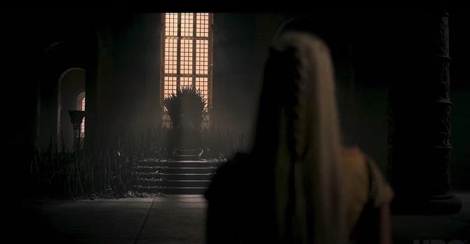 «Дом дракона»: вышел первый тизер приквела «Игры престолов» 1