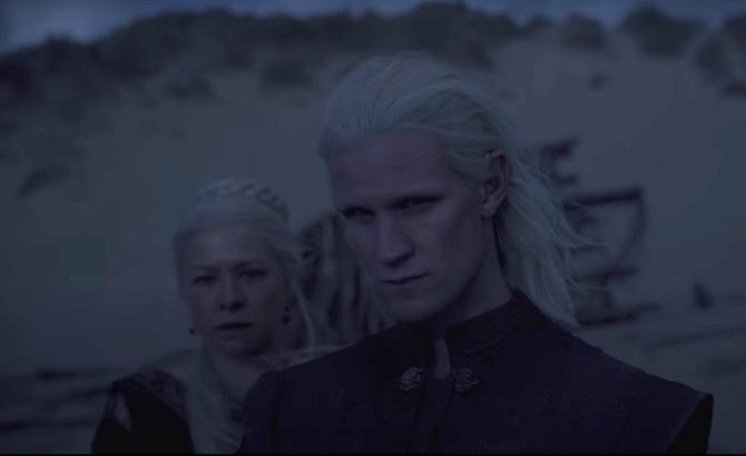 «Дом дракона»: вышел первый тизер приквела «Игры престолов» 2