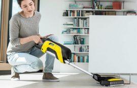 Бездротовий пилосос –  іновація для домашнього господарства