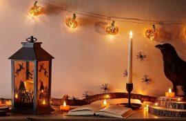 Як прикрасити кімнату на Геловін 2021 – найстрашніші ідеї