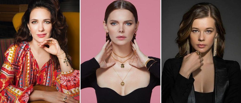 Найкрасивіші актриси Росії – топ-10 красунь