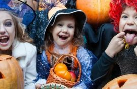 Простой костюм на Хэллоуин для детей 2021 — легкие идеи в домашних условиях