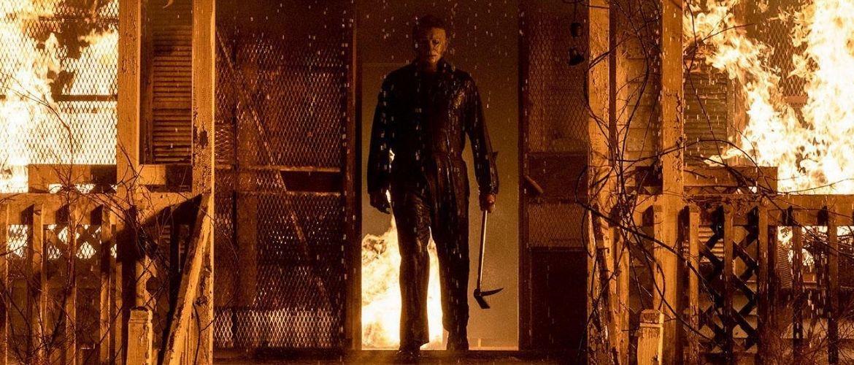 Фильм ужасов «Хэллоуин убивает» (2021) — жестокий палач снова на свободе
