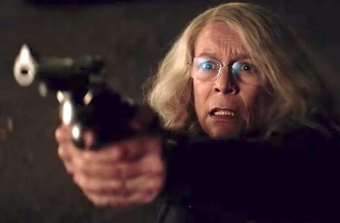 Фильм ужасов «Хэллоуин убивает» (2021) — жестокий палач снова на свободе 6