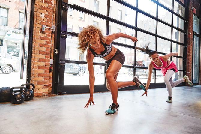 Тренировка на сжигание 1000 калорий — топ-6 интенсивных упражнений 1