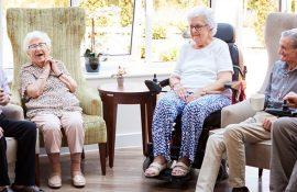 Как устроить пожилого родственника в частный пансионат для пожилых в Московской области?