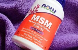 Что такое МСМ в витаминах