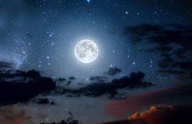 Бобровий Місяць – Повня у листопаді 2021