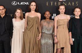 Діти Анджеліни Джолі: чим займаються зараз шестеро нащадків актриси