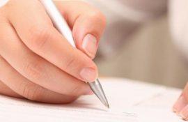Как оформить отказное письмо на бижутерию?