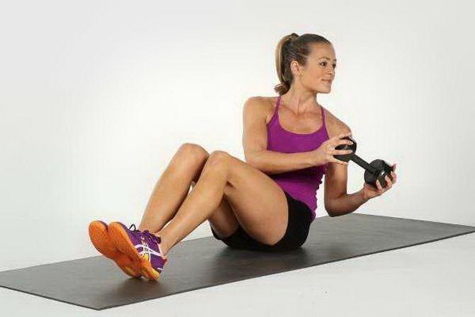 Тренировка на сжигание 1000 калорий — топ-6 интенсивных упражнений 4