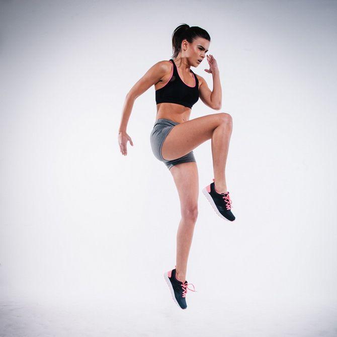 Тренировка на сжигание 1000 калорий — топ-6 интенсивных упражнений 6