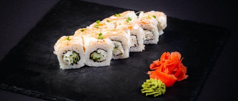 Выгодные акции на суши и роллы в Ялуторовске