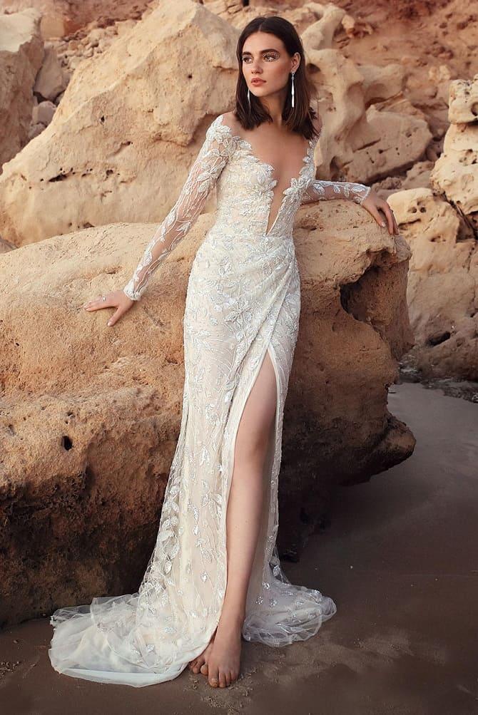 Красивая невеста: эксклюзивные свадебные платья в салоне Blanche Moscow 2