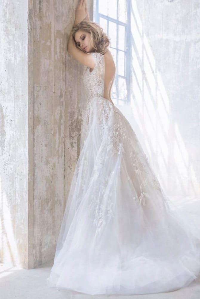 Красивая невеста: эксклюзивные свадебные платья в салоне Blanche Moscow 3