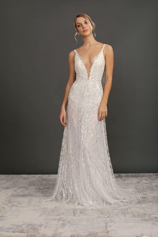 Красивая невеста: эксклюзивные свадебные платья в салоне Blanche Moscow 1